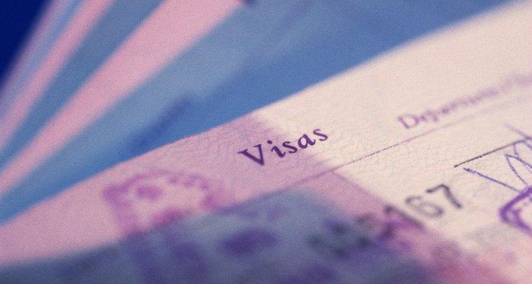 Visa de estudiante.
