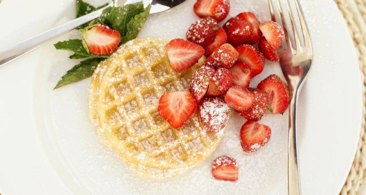 Disfruta de un delicioso desayuno sin preocuparte por los ingredientes con leche.