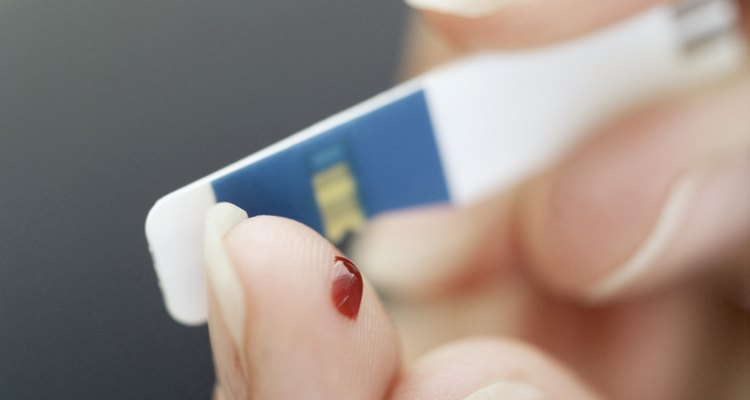 Vas a usar un medidor de azúcar en sangre para determinar tu valor.