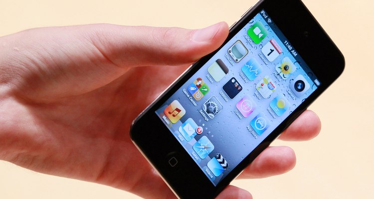 You'll need to have a backup of your old iPod in order to transfer all of the songs to your new iPod Touch.