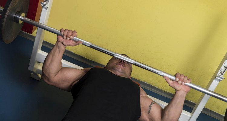 Exercite-se para fortalecer os músculos inferiores do peito