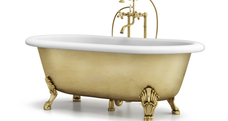 Buff up your gold taps.