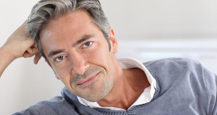 Portrait of mid-aged man