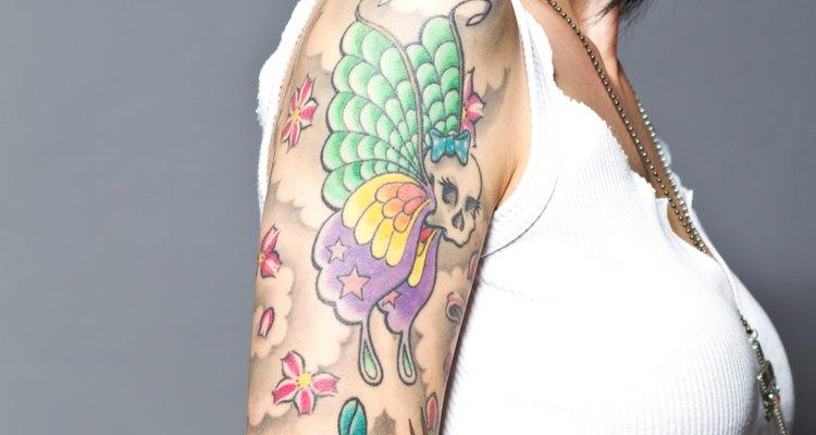 Un tatuaje.