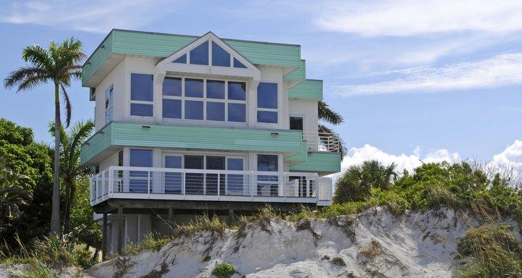 Pinta tu casa de la playa para que se ajuste mejor a tu personalidad.