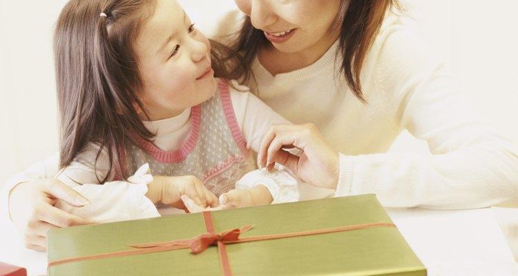 Dar presentes é uma parte muito importante da cultura japonesa