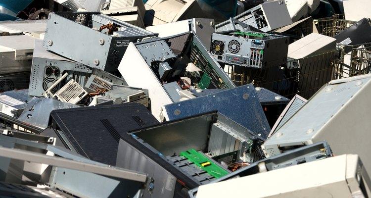 Recupera oro reciclando electrónicos.