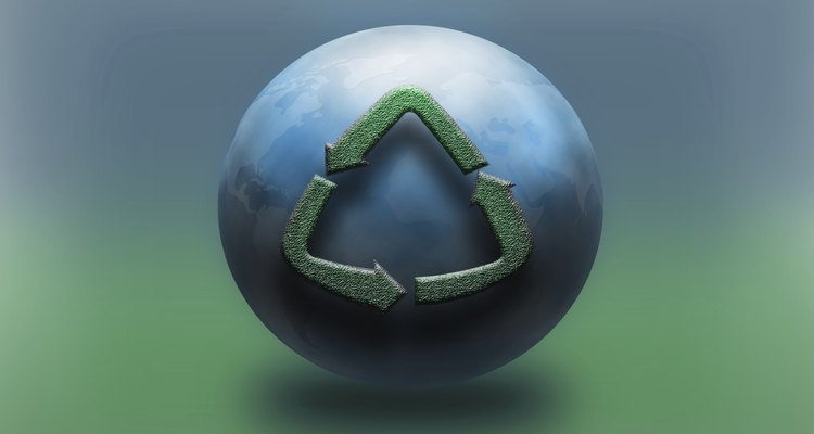 Recycling planet