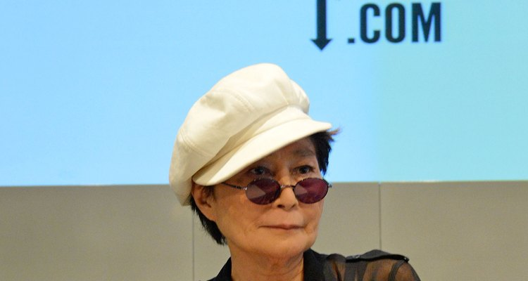 Yoko Ono is a vocal anti-fracking campaigner