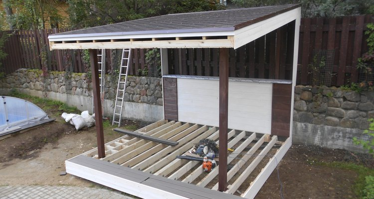 Prevent your gazebo from tipping over.