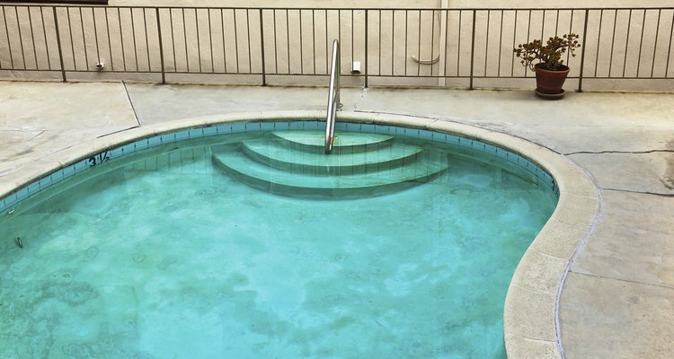 Dirty Pool Water