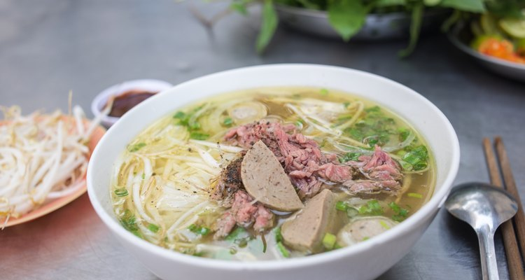 Bowl of Pho - the most delicious food