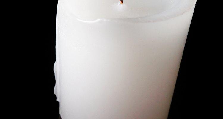 Aprenda a remover velas de vidros