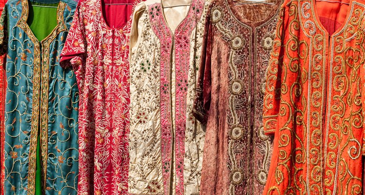 Colorful Indian Clothing