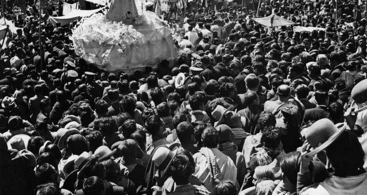 Paz Estenssoro y Siles Suaso, los dos grandes presidentes bolivianos del siglo XX.