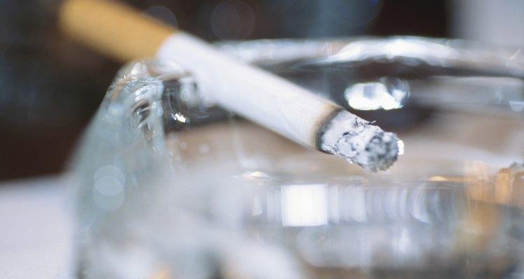 Quanto tempo a nicotina fica na sua urina?