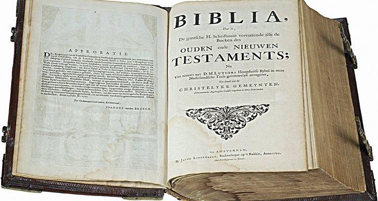 La enseñanza de la Biblia para niños en edad preescolar les permitirá empezar a ser cristianos en sus vidas.