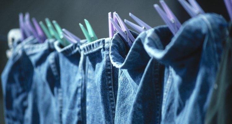 Secar roupas em ambientes ao ar livre deixa-as com um cheiro mais agradável