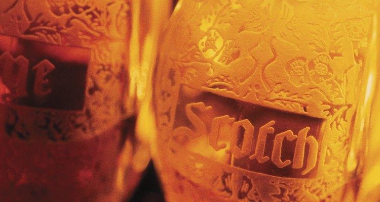 Las mejores marcas de scotch.