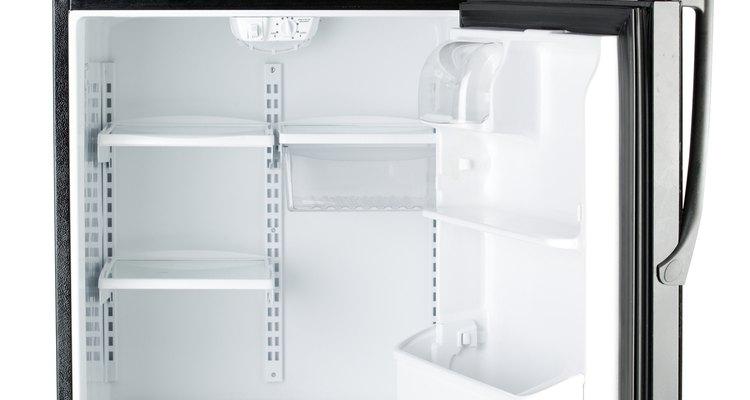 El exceso de heladas evita que el congelador se enfríe adecuadamente.