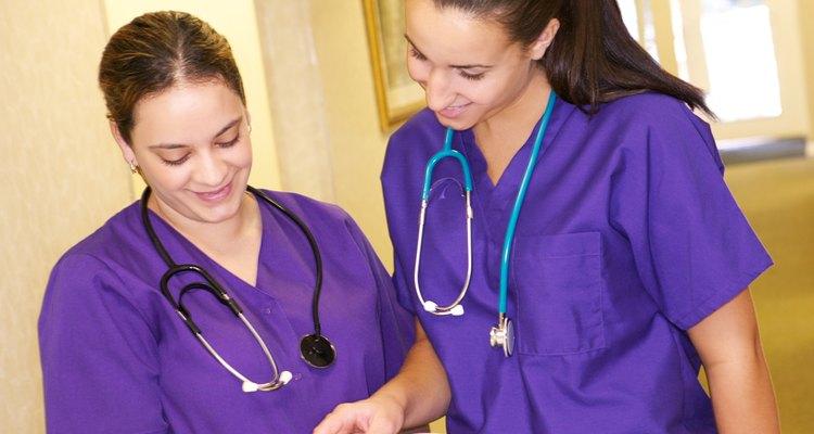 Definición de asistente médico.