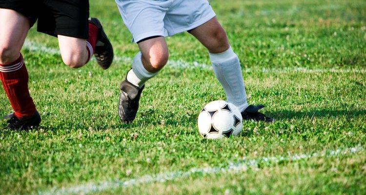 Como se preparar para um jogo de futebol