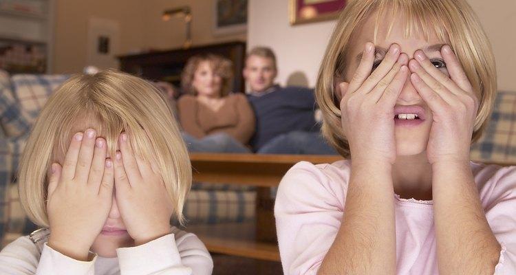 Aún los hermanos y hermanas con diferentes padres pueden desarrollar fuertes lazos.