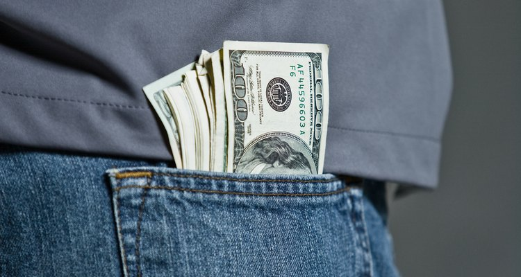 Decide whether to put your money into your jeans or into your pocket.