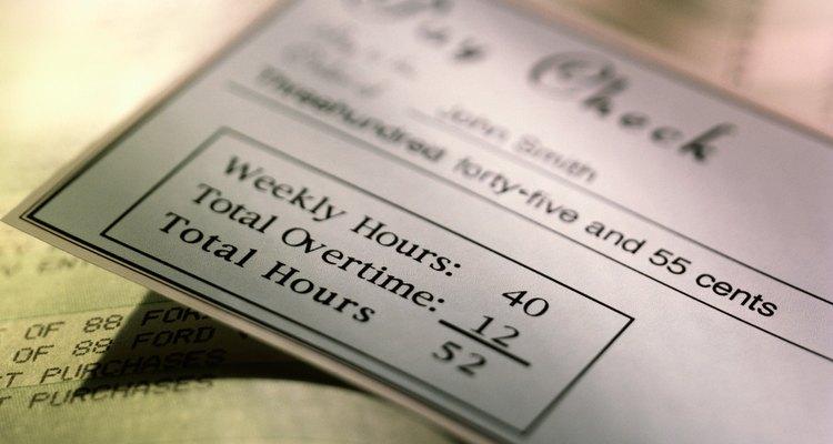Normalmente é possível descontar um cheque rasgado.