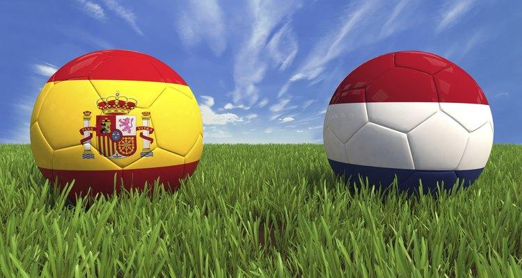 Espanha vs. Holanda