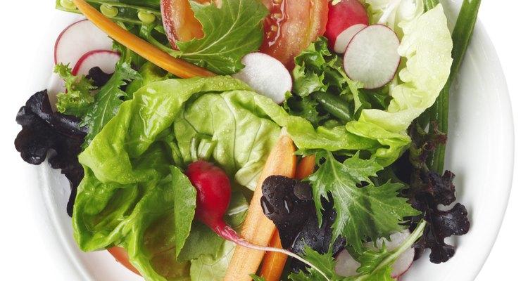 Las verduras dan vitaminas y nutrientes esenciales.