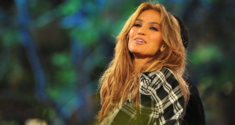 La cantante Jennifer Lopez tiene un cuerpo en forma de pera.