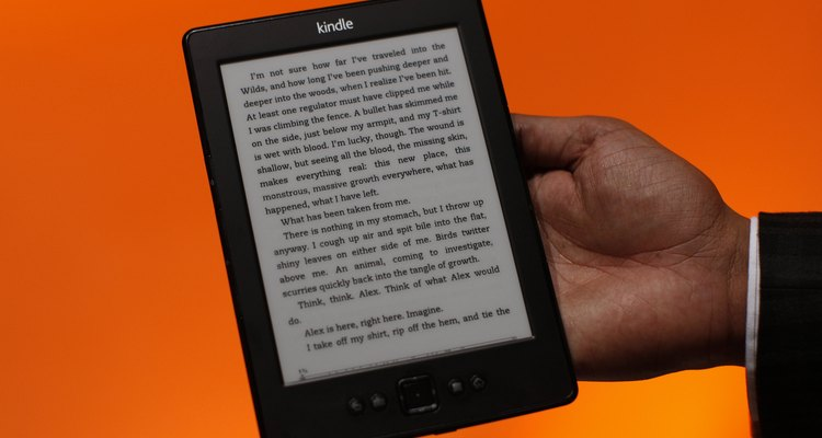 The Kindle's capacity varies from model to model.