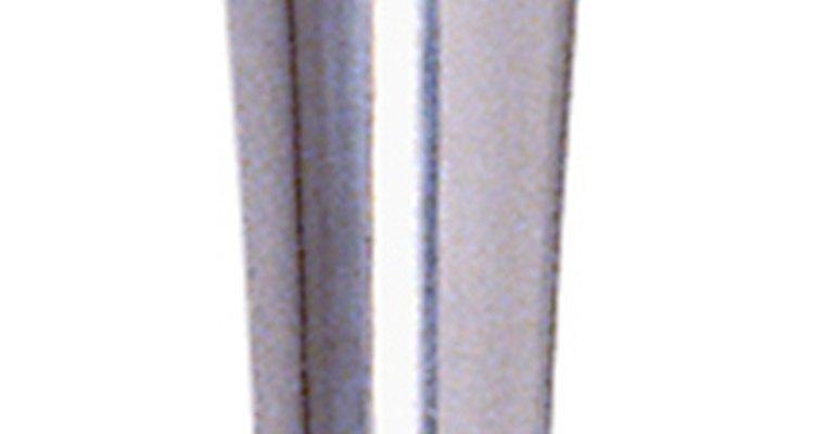 Tacos de alumínio normalmente possuem um rendimento melhor que os de madeira