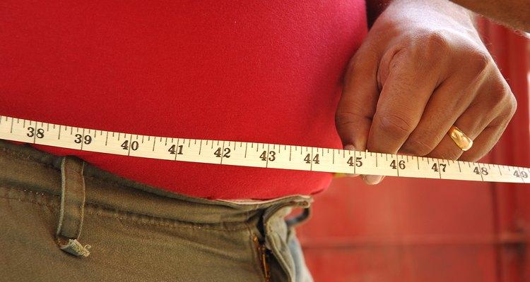 É possível usar facilmente receptores de gordura alfa e beta para ajudar na perda de peso