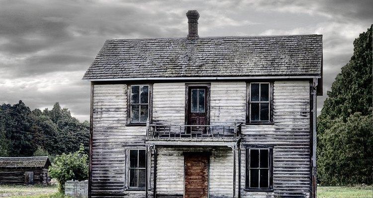Sua casa provavelmente não está assombrada