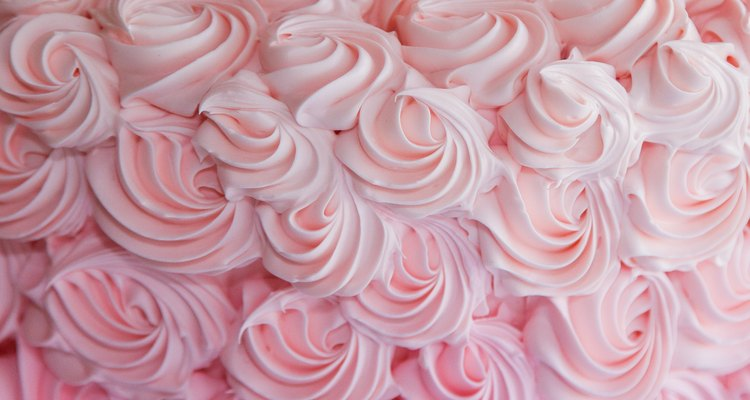 Strawberry Frosting Swirls