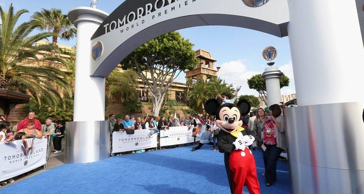 Disney's 'Tomorrowland' At Disneyland, Anaheim, CA