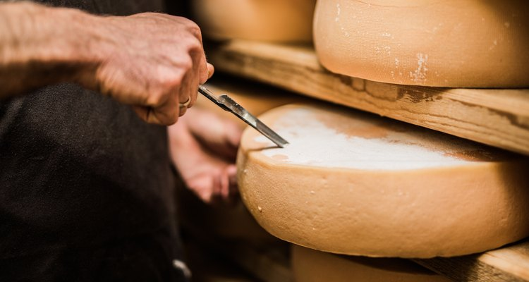 How to Make Muenster Cheese