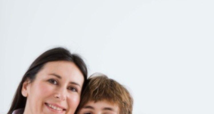 Los disfraces le dejan a una madre e hijo expresar su vínculo personal.
