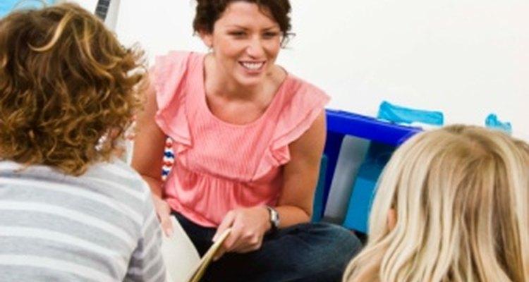 Los estudiantes pueden ganar una cita de una comida especial con su maestro por su buen comportamiento.