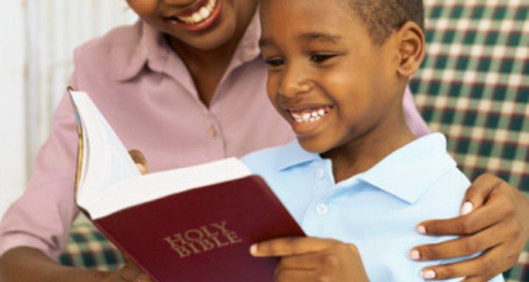 En el libro Proverbios hay varias lecciones para los niños.