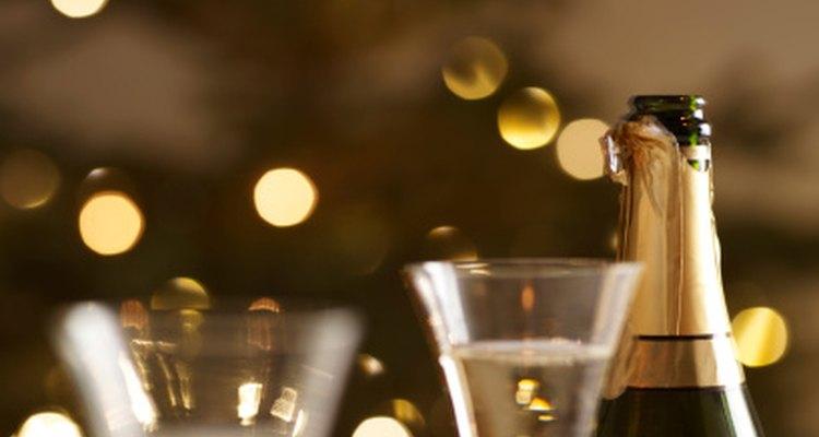 El champán es a menudo parte de los paquetes disponibles en los clubes exclusivos para adultos.