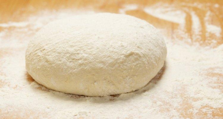Stiff dough is useful in breadstick and crust recipes.