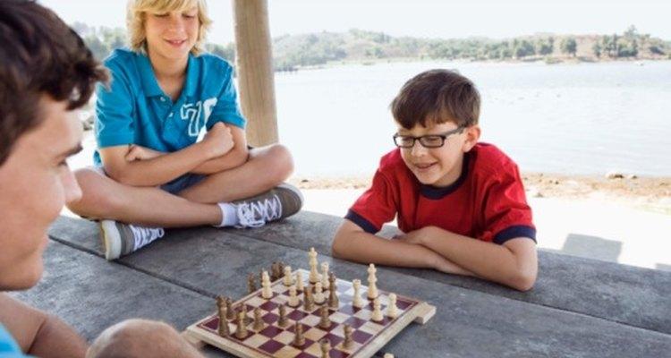 Anima a tu hijo dotado a evitar problemas de conducta.