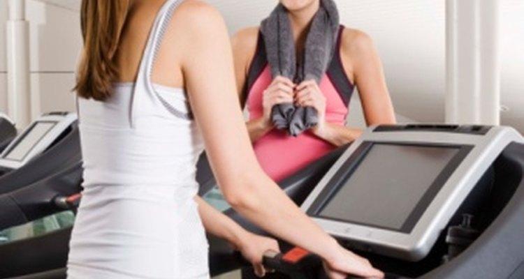 Las caminadoras pueden medir la frecuencia cardíaca mientras proporcionan un ejercicio cardiovascular.
