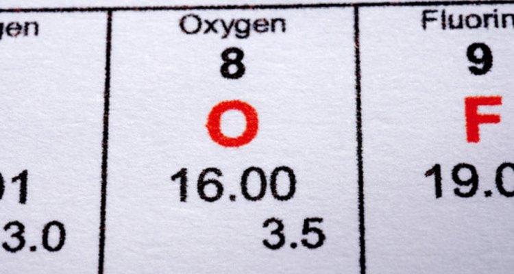 El oxígeno es necesario para la respiración aeróbica.