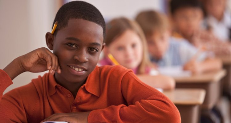 Los estudiantes de primaria deben recibir elogios únicos para sus comportamientos positivos.