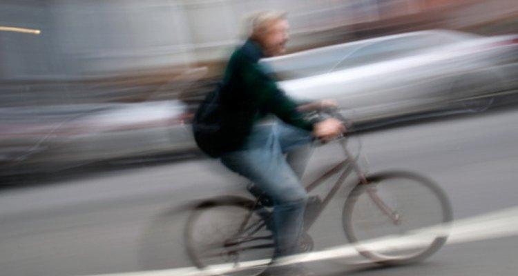 Muchas variables afectan tu velocidad media en la bicicleta.