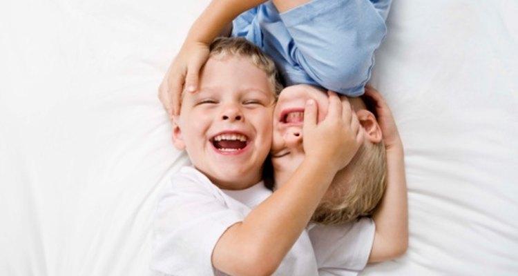 Fomentar el juego colectivo mejora el sentimiento de bienestar en los niños.